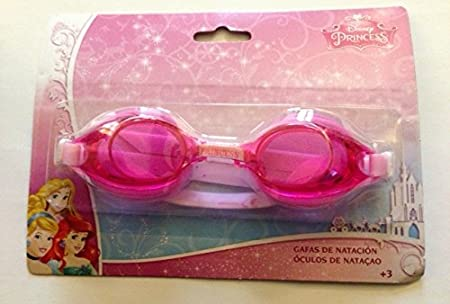 deb6a681697 Image Unavailable. Image not available for. Colour  KIDS DISNEY PRINCESS  PINK SWIMMING GOGGLES FOR GIRLS