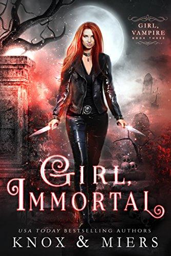 Amazon Girl Immortal Girl Vampire Book 3 Ebook Graceley