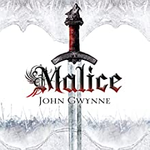 Malice: The Faithful and Fallen, Book 1 Audiobook by John Gwynne Narrated by Damian Lynch