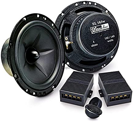 Jeep Grand Cherokee (99 - 04) Sinus Live Altavoces 165 mm ...
