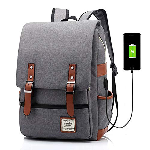 Junlion Unisex Business Laptop Backpack