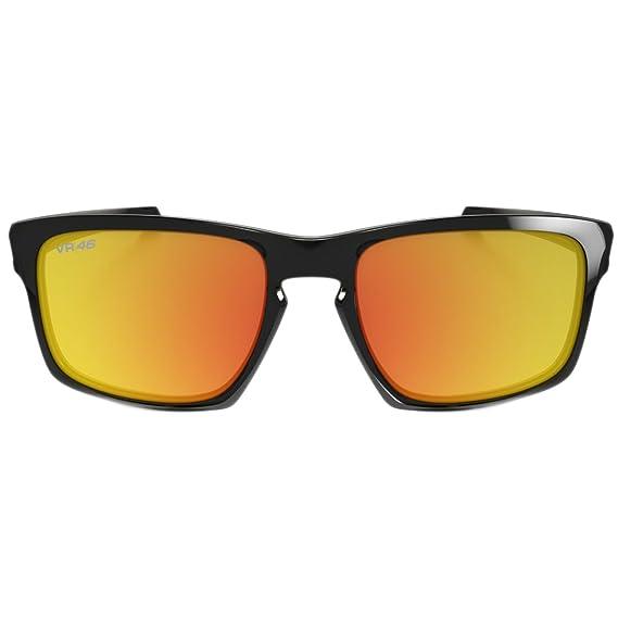 d6439f1f9885d Amazon.com  Oakley Mens Sunglasses Black Green - Polarized - 57mm  Clothing