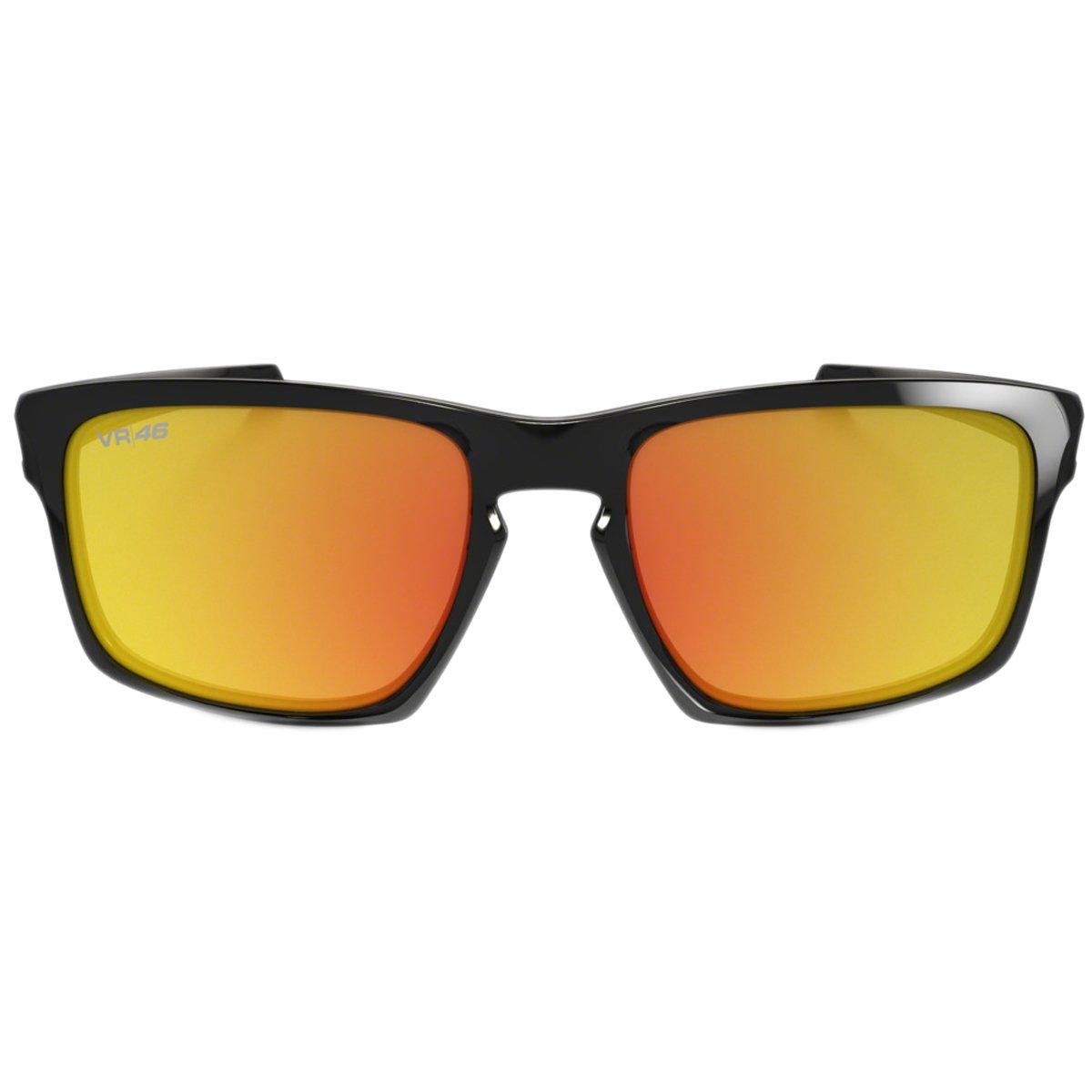 36f238b766 Amazon.com: Oakley Mens Sunglasses Black/Green - Polarized - 57mm: Clothing