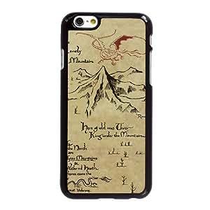 El funda iPhone Hobbit TG59YG4 6 6S 4.7 pulgadas del teléfono celular caso funda W5HQ6U9XH