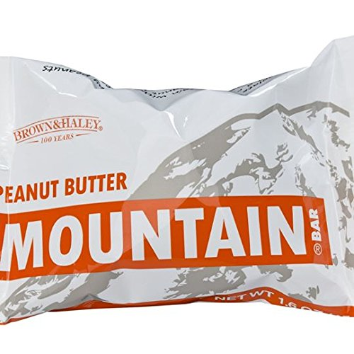 1.6 oz PEANUT BUTTER MOUNTAIN BAR – Case of 15 Bars