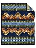 Pendleton American Treasures Twin Wool Blanket