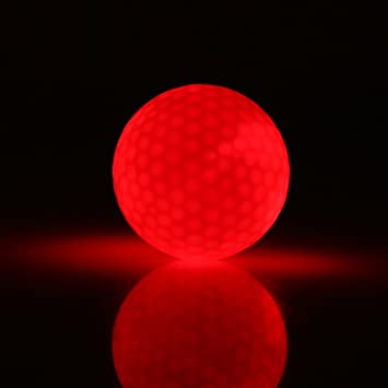 Pelota de Golf LED, Pelota de Golf electrónica LED Color ...
