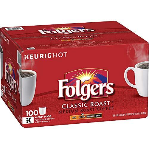 Winners Cup World (Folgers Classic Roast Coffee (100 K-Cups))