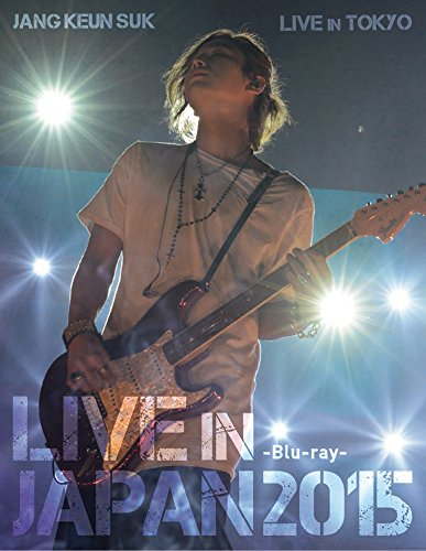 JANG KEUN SUK LIVE IN JAPAN 2015 [Blu-ray] B01B5A4BTY