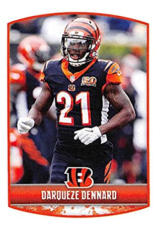 online store c38fb 32266 Amazon.com: 2018 Panini NFL Stickers Collection #96 Darqueze ...