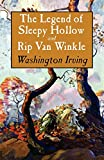 img - for The Legend of Sleepy Hollow and Rip Van Winkle book / textbook / text book