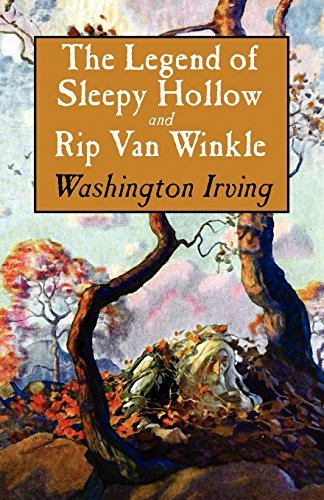 literary techniques used in rip van winkle and the legend of sleepy hollow The short stories 'the legend of sleepy hollow' rip van winkle and the legend of sleepy prose as a literary genre 6 his use of the.