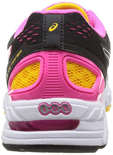ASICS Gel-Ds Trainer 19 - Zapatillas De Correr En Montaña para mujer Blk/Wht/N.Pink