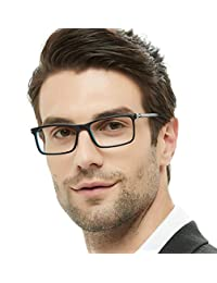 Mens Rectangular/Square Fashion Stylish Acetate Eyewear...