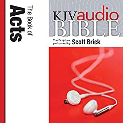 King James Version Audio Bible: The Book of Acts