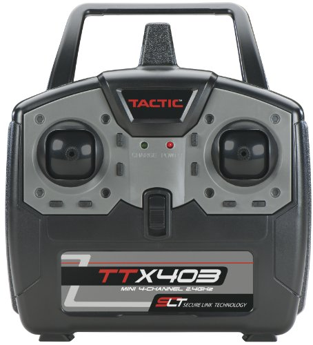- Tactic TTX403 2.4GHz 4-Channel SLT RC Mini Radio Transmitter (TX Only)