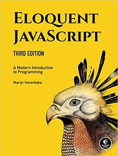 Cover of Eloquent JavaScript, 3rd Edition