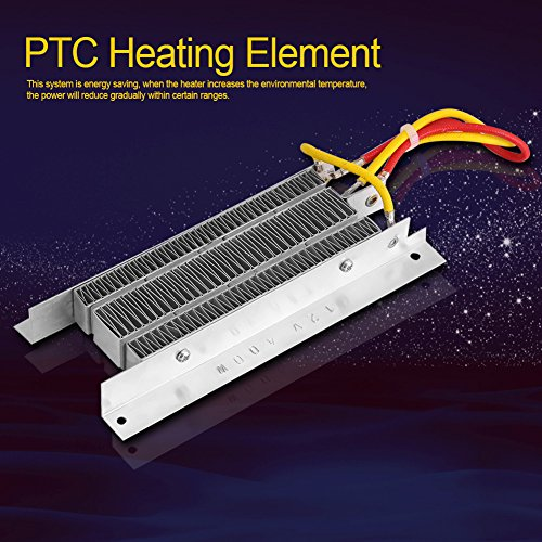 PTC Air Heaters 12V 400W Electric Ceramic Heater Thermostatic Insulation PTC Heating Element