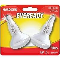 Ampoule à réflecteur R3930W petites vis Edison lampe à lave X 2 Eveready