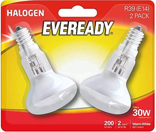 Ampoule à réflecteur R3930W petites vis Edison lampe à lave X 2 Eveready 0530-0300UE#2#GNP