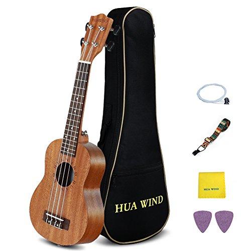 Soprano 21 Hawaiian Beginner Mahogany product image