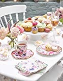 Talking Tables BG-CNAPKIN Blossom Tea Party Floral