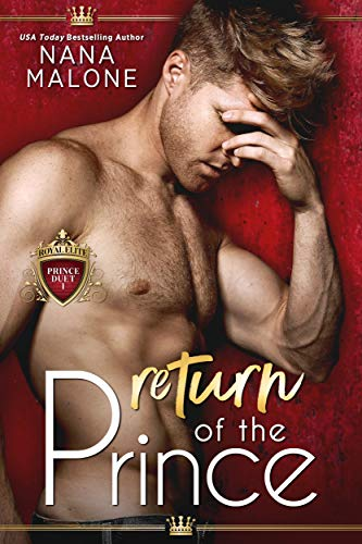 Return of the Prince (The Prince Duet Book 1)