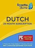 Learn Dutch: Rosetta Stone Dutch - 24 month subscription