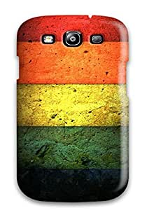 Hot New Five Wall Color Case Cover For Galaxy S3 With Perfect Design