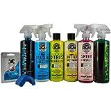 Chemical Guys HOL124 Car Care Kit (7 Items), 16 fl. oz, 7 Pack