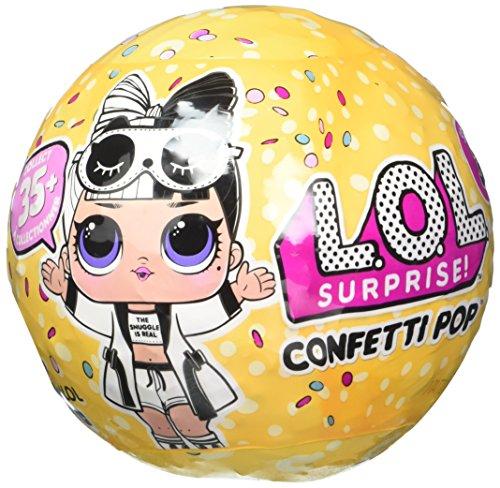 L O L Surprise Surprise Confetti Pop Series 3