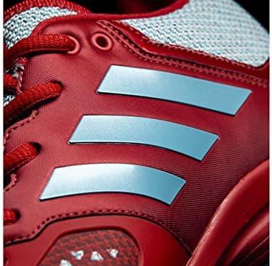 adidas Performance Mens Zone DOX Mesh Hockey Training Shoes