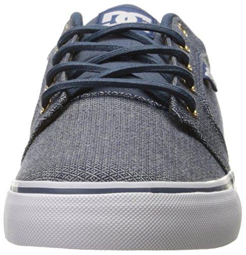 DC Shoes Anvil Tx Se M Shoe Chy, Scarpe da skateboard uomo Vintage Indigo