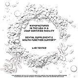 Codeage Teeth & Gums Vitamins + Oral Probiotics