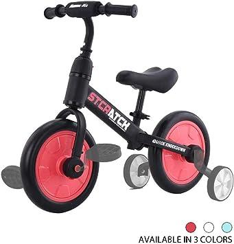 ZavoFly Bicicleta de Equilibrio de 12 `` para niños de 2, 3, 4 y 5 ...