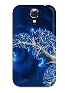 MniSquare VqSuF37734eHDco Case Cover Galaxy S4 Protective Case Silent Night