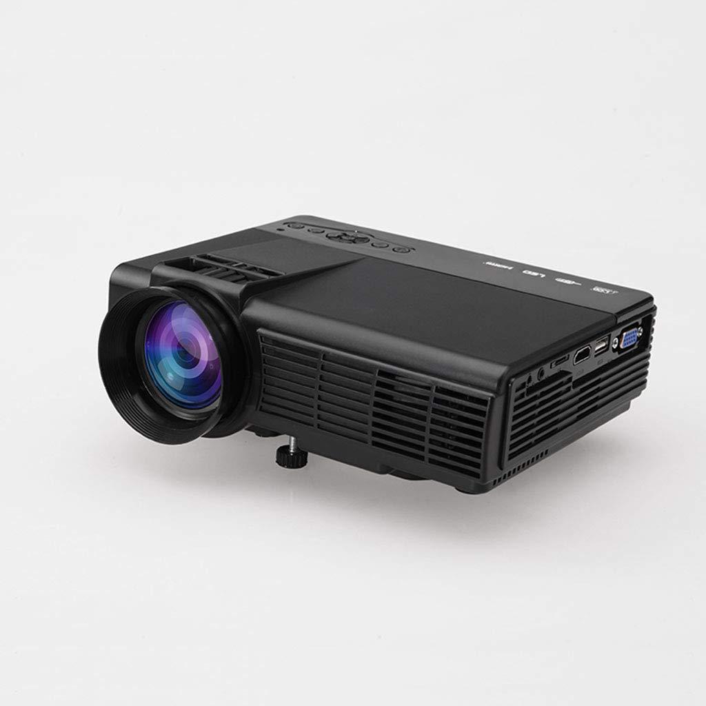 DYG Entretenimiento para el hogar Proyector pequeño, Smart Micro ...