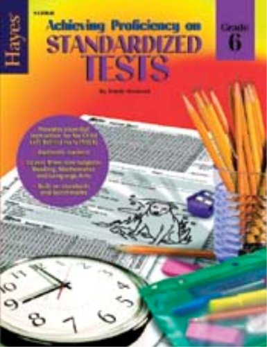 Achieving Proficiency on Standardized Tests Grade -