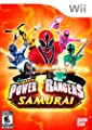 Power Rangers Samurai by Namco