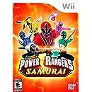 Power Rangers Samurai - Nintendo Wii