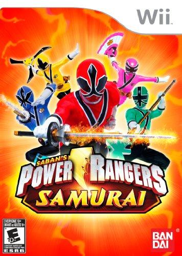 Power Rangers Samurai - Nintendo Wii (Power Rangers Wii Game)