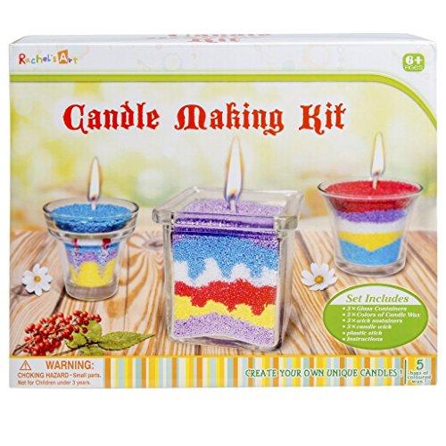 make candles - 3