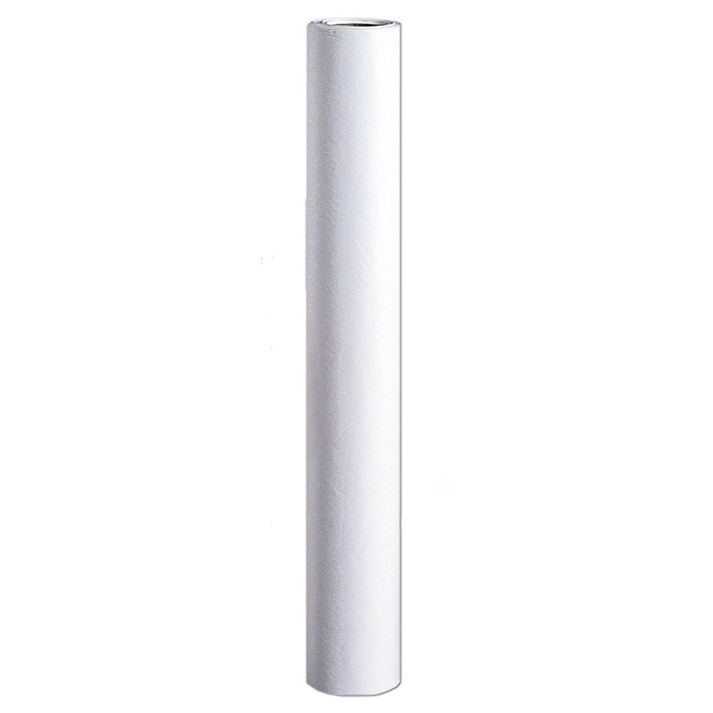 PDC Healthcare PP-182 Table Paper, Premium, Smooth, 18'' x 225'', White (Pack of 12)