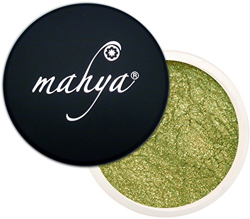 "Multi-Purpose Mineral Glimmering Eye Shadow ""Little Bird"" 0.09 Ounce by Mahya Cosmetics"