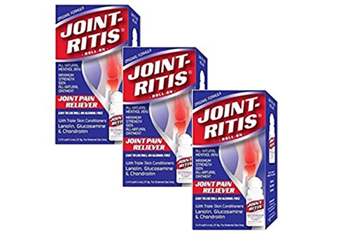 Jointritis - 3 Pack Roll-on Arthritis Pain Reliever ()