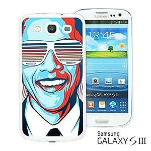 OnlineBestDigitalTM - Celebrity Star Hard Back Case for Samsung Galaxy S3 III I9300 - OBAMA