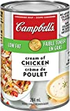 Campbell's Low Fat Cream of Chicken Soup, 284ml