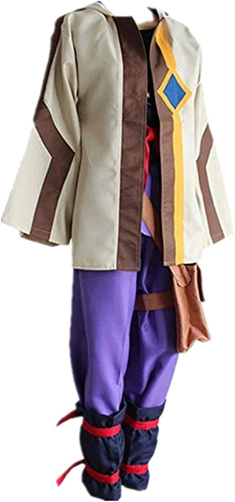 Noblecos Halloween Costume Kabaneri of The Iron Fortress Ikoma Cosplay Costume Ancient Japanese Samura Costume