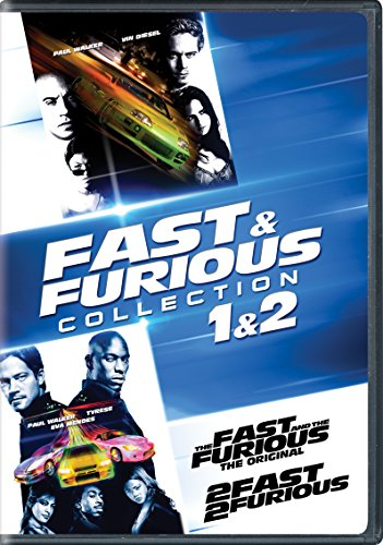 Fast & Furious Collection: 1 & 2 (Furious Fast 2 And)
