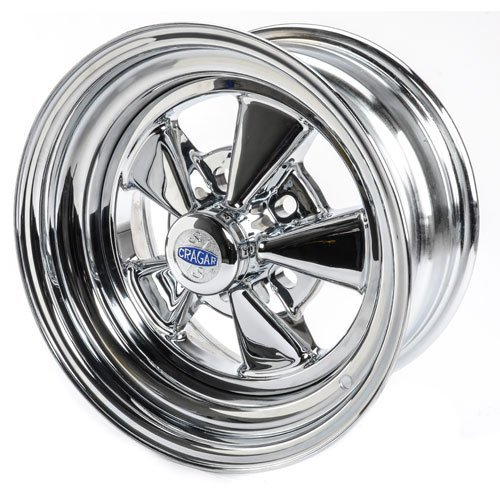 - Cragar 61 Chrome Wheel (15x8